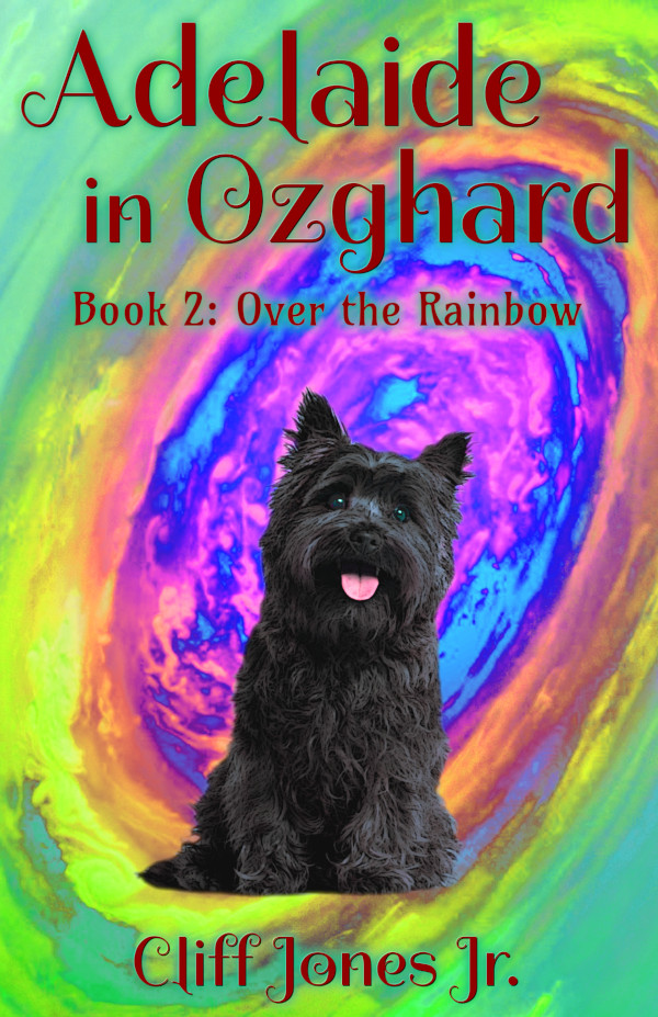 cover: Adelaide in Ozghard, Book 2 of 2