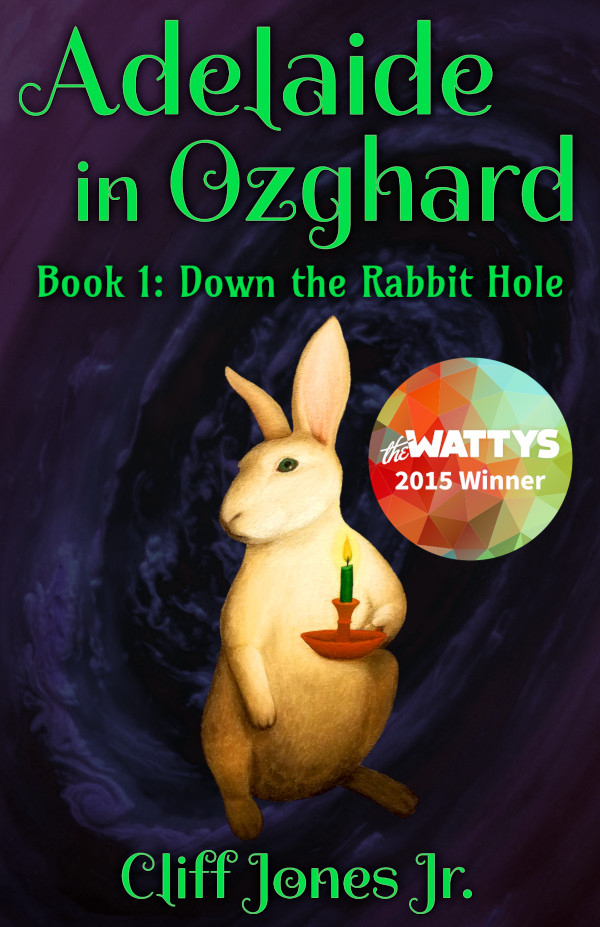 cover: Adelaide in Ozghard, Book 1