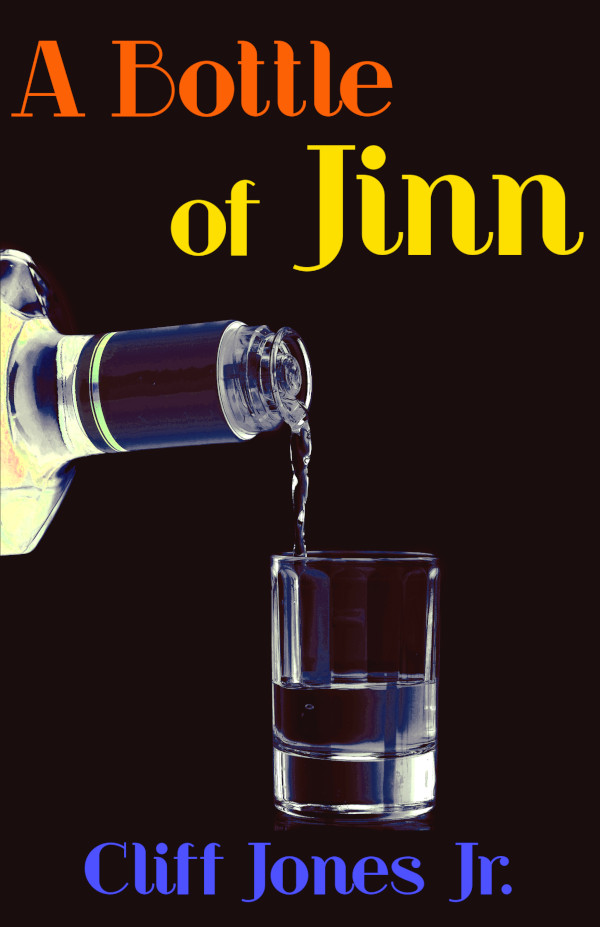 cover: A Bottle of Jinn
