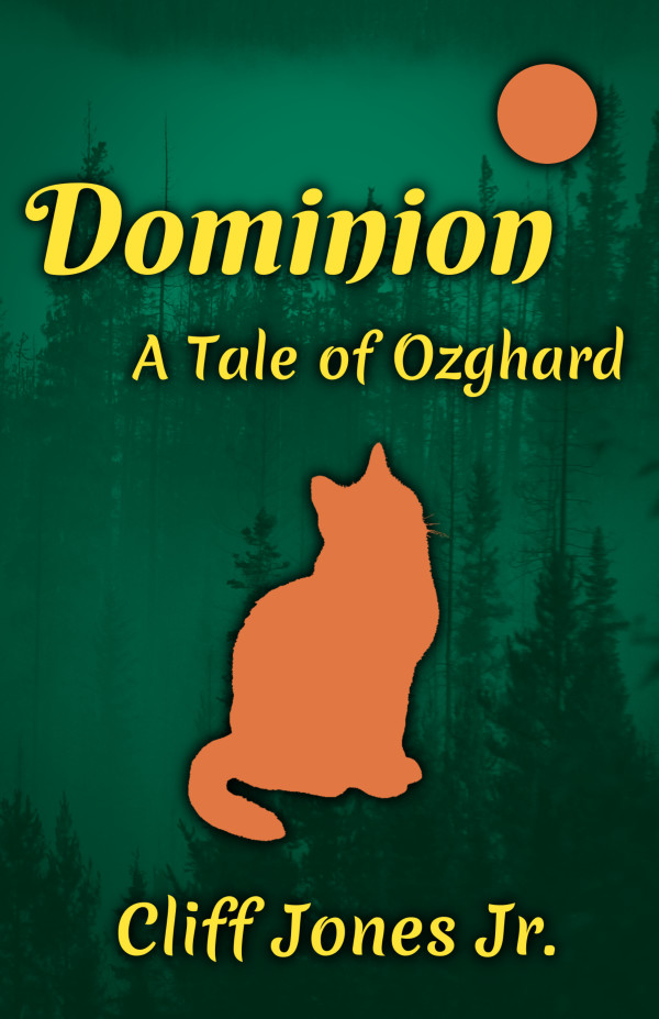 cover: Dominion