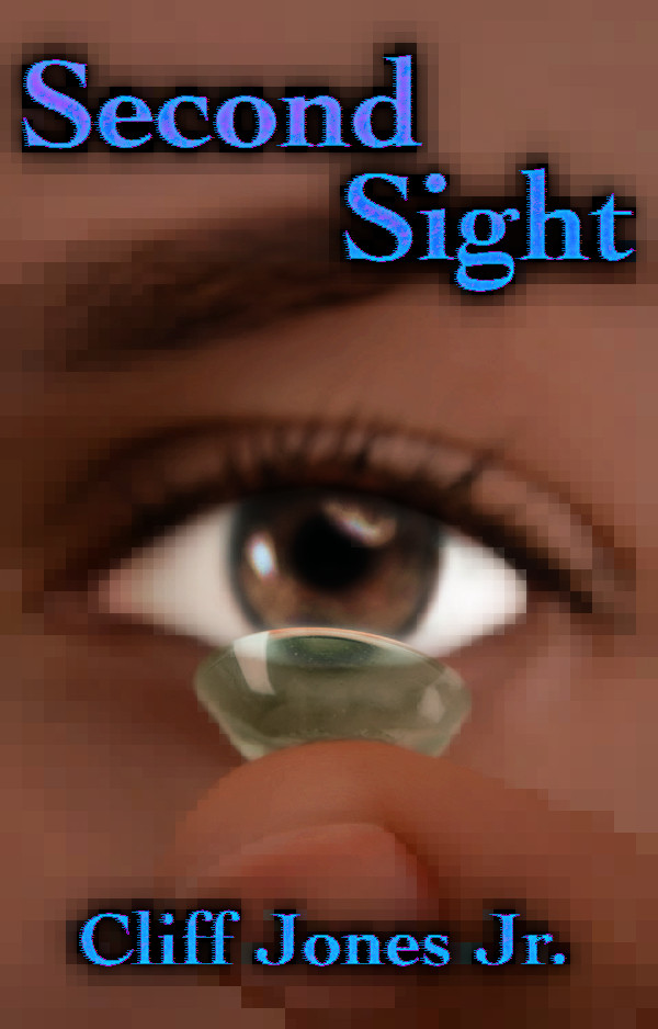 cover: Second Sight