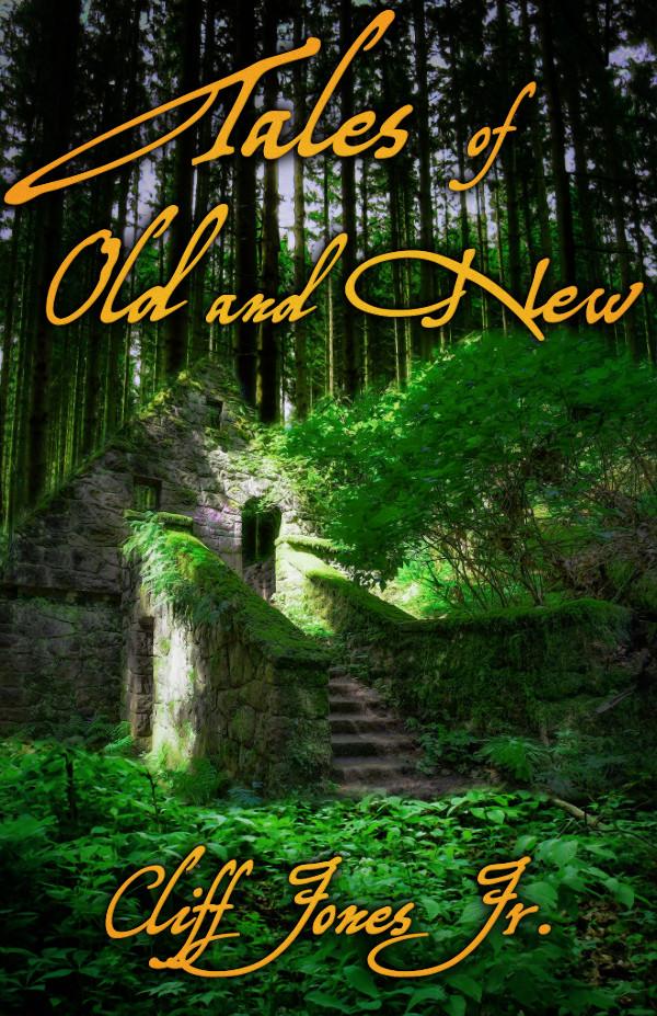 cover: Tales of Old and New